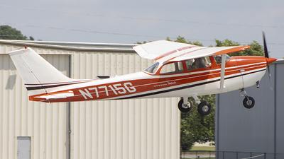 N7715G - Cessna 172L Skyhawk - Private