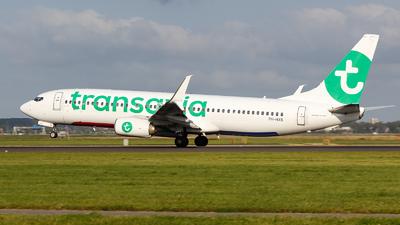 PH-HXB - Boeing 737-8K2 - Transavia Airlines