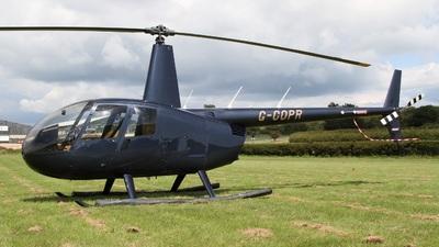 G-COPR - Robinson R44 Raven II - Private