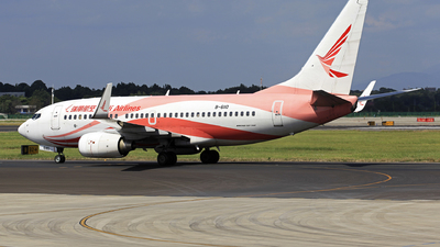 B-6110 - Boeing 737-76J - Ruili Airlines