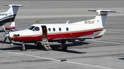 N172JS - Pilatus PC-12/45 - Private