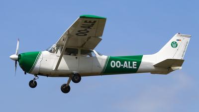 OO-ALE - Reims-Cessna F172M Skyhawk - Private