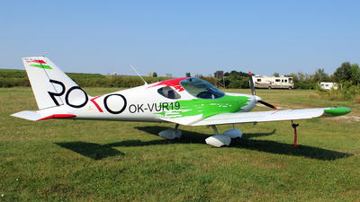 OK-VUR19 - Roko Airplane NG6 UL - Private