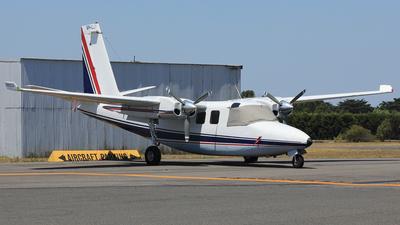 VH-UJI - Aero Commander 500S - General Aviation Maintenance (GAM)