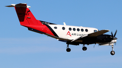 C-GCLQ - Beechcraft 200 Super King Air - Skyjet Aviation (Air Liaison)
