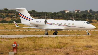 N312JC - Gulfstream G450 - Private