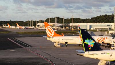 SBSV - Airport - Ramp