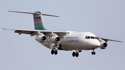 A picture of SERJI - Avro RJ100 - [E3357] - © Markus Buttinger