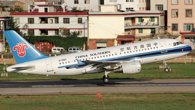 B-6183 - Airbus A319-115 - China Southern Airlines