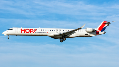 F-HMLH - Bombardier CRJ-1000EL - HOP! for Air France