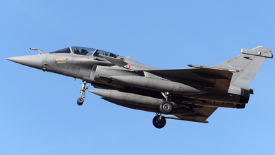 321 - Dassault Rafale B - France - Air Force