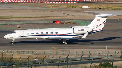 N818SS - Gulfstream G-IV(SP) - Gulf Coast Aviation