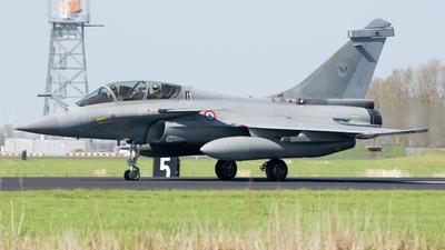 317 - Dassault Rafale B - France - Air Force
