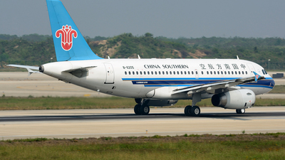 B-6205 - Airbus A319-132 - China Southern Airlines