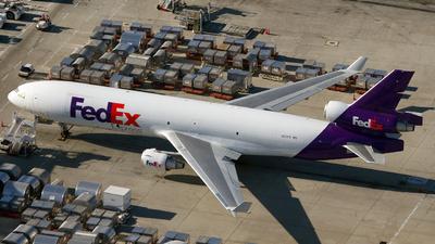 N521FE - McDonnell Douglas MD-11(F) - FedEx
