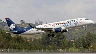 XA-BAC - Embraer 190-100IGW - Aeroméxico Connect