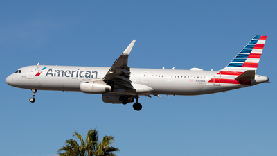 N906AA - Airbus A321-231 - American Airlines