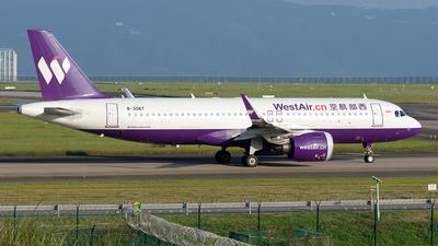 B-306T - Airbus A320-271N - West Air