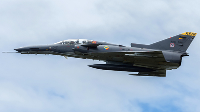 FAC3007 - IAI Kfir TC12 - Colombia - Air Force