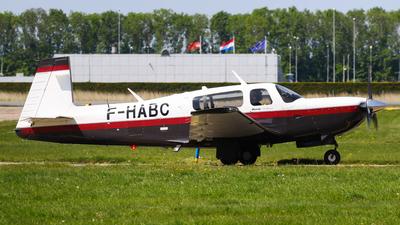 A picture of FHABC - Mooney M20M - [27.0233] - © C. v. Grinsven