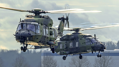 78-09 - NH Industries NH-90TTH - Germany - Army