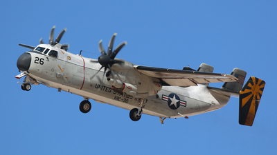 162172 - Grumman C-2A Greyhound - United States - US Navy (USN)