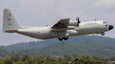 L8-10/35 - Lockheed C-130H-30 Hercules - Thailand - Royal Thai Air Force