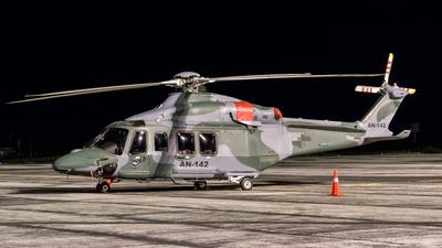 AN-142 - Agusta-Westland AW-139 - Panama - Servicio Nacional Aeronaval