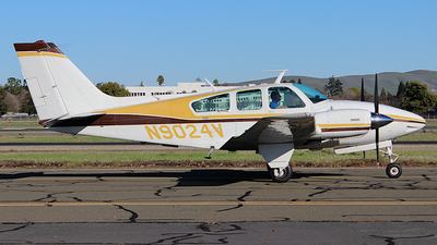 N9024V - Beechcraft E55 Foxstar - Private