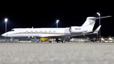N65CC - Gulfstream G550 - Private