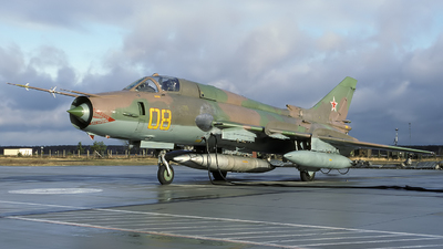 08 - Sukhoi Su-17M-4 Fitter K - Russia - Air Force