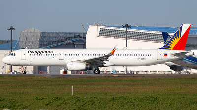 RP-C9918 - Airbus A321-231 - Philippine Airlines