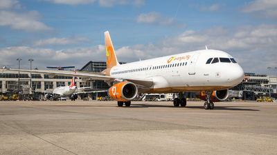 SX-ORG - Airbus A320-232 - Orange2Fly