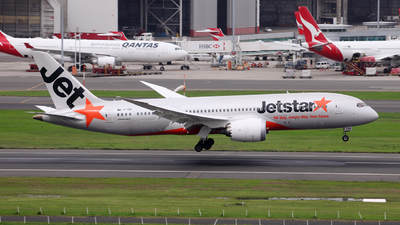 A picture of VHVKK - Boeing 7878 Dreamliner - Jetstar Airways - © Morris Biondi
