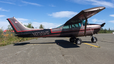 N735HF - Cessna 182Q Skylane - Private