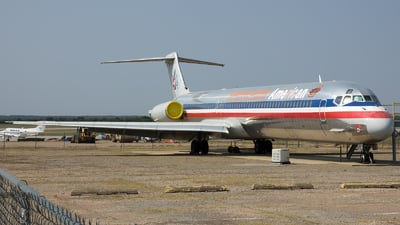 N491AA - McDonnell Douglas MD-82 - American Airlines
