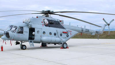 224 - Mil Mi-171Sh Baikal - Croatia - Air Force