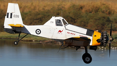 026 - PZL-Mielec M-18B Dromader - Greece - Air Force