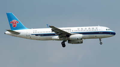 B-6911 - Airbus A320-232 - China Southern Airlines
