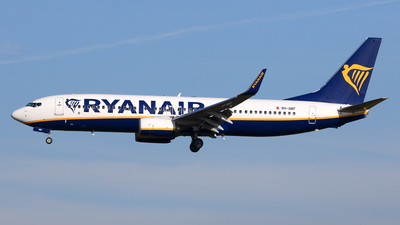 A picture of 9HQBF - Boeing 7378AS - Ryanair - © BaszB