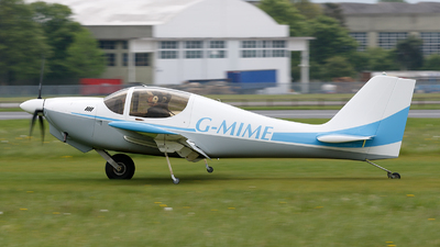 G-MIME - Europa XS - Private