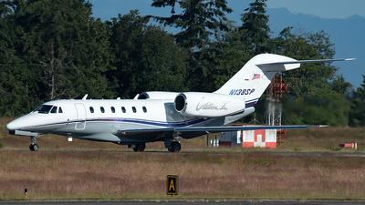 N138SP - Cessna 750 Citation X - Private