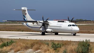 TC-YAF - ATR 72-212A(500) - Bora Jet