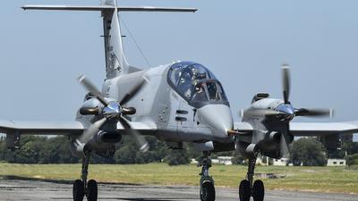 OVX-501 - FMA IA-58H Pucar� II - Argentina - Air Force