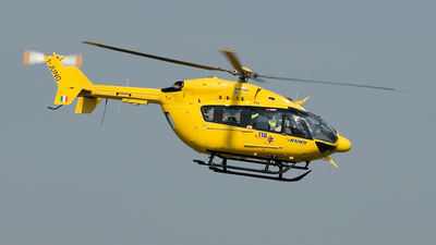 I-JUNO - Eurocopter EC 145 - Inaer