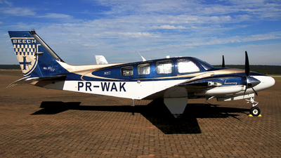 PR-WAK - Beechcraft G58 Baron - Private