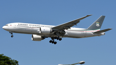 CS-TQX - Boeing 777-2FBLR - Ceiba Intercontinental Airlines (White Airways)