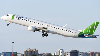 OY-GDB - Embraer 190-200LR - Bamboo Airways