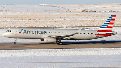 A picture of N152AA - Airbus A321231 - American Airlines - © HA-KLS