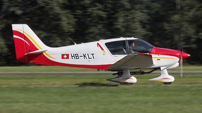 HB-KLT - Robin DR400/160 Chevalier - Private